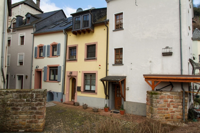 Saartraum - Unser historisches Haus in Saarburg