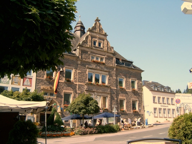 Rathaus Saarburg