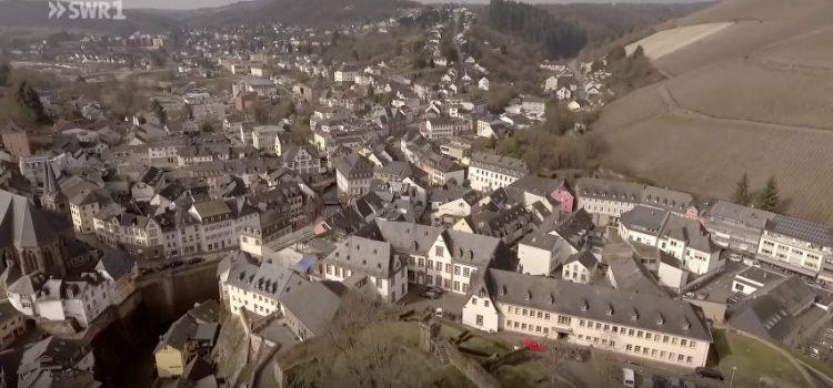 SWR1 hebt ab – Neues Video über Saarburg