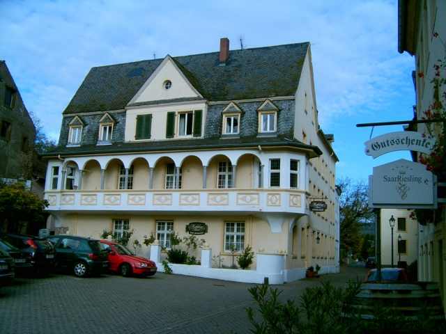 Das Haus Mabilon war im 17. Jahrhundert eine spanische Kaserne