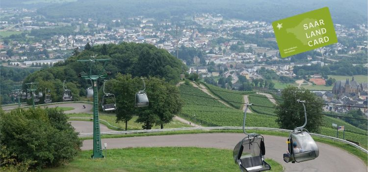 Saarburg mit der SaarlandCard