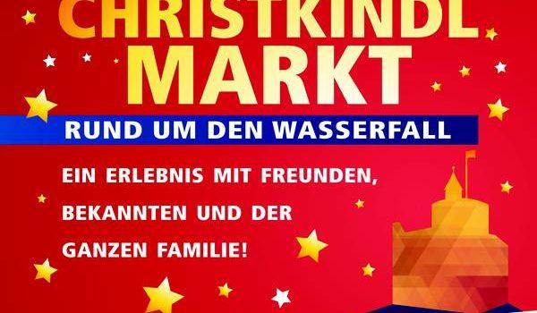 Christkindlmarkt in Saarburg