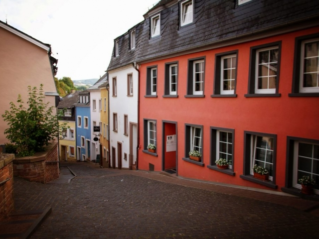 Saarburger Altstadt