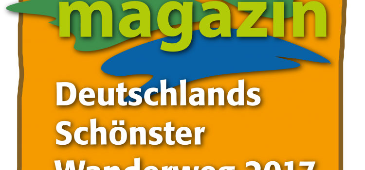Saar-Hunsrück-Steig ist Deutschlands schönster Wanderweg 2017