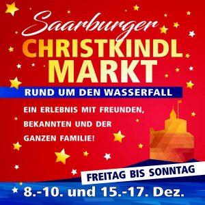 Christikindelmarkt Saarburg