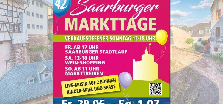 Saarburger Markttage